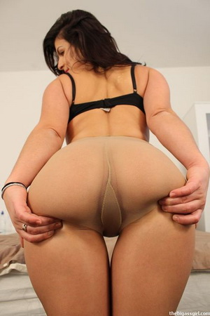The Big Ass Girl porn