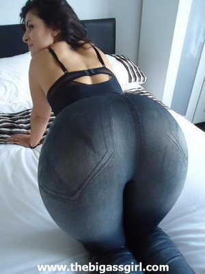 The Big Ass Girl vids